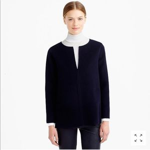 New J. Crew Collection 100% Cashmere Sweater Top 6